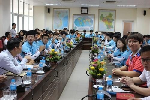Exchange Program for students of HaUI and KoreaTech
