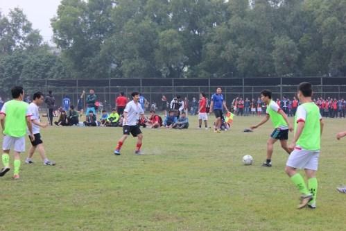 Kế hoạch Giải bóng đá CBVC, HSSV năm 2015