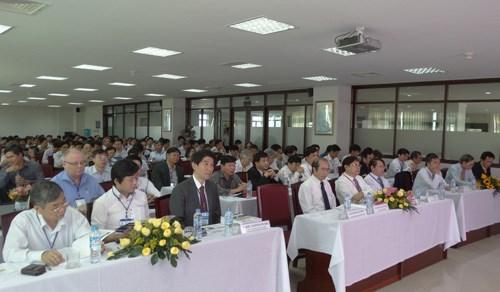 Hội nghị Khoa học và Công nghệ toàn quốc về Cơ khí lần thứ IV