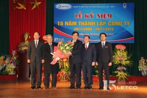Lễ kỷ niệm 15 năm thành lập Công ty