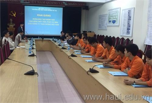 Khai giảng khoá 3 bồi dưỡng nhân lực trẻ nòng cốt Denso Việt Nam