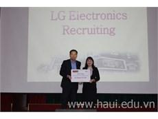Hội thảo Cơ hội việc làm của công ty TNHH LG Electronics VN Hải Phòng