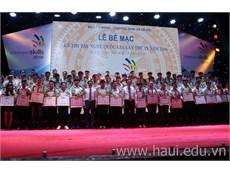 Trường Đại học Công nghiệp Hà Nội đăng cai tổ chức thành công Lễ bế mạc Kỳ thi tay nghề Quốc gia năm 2016
