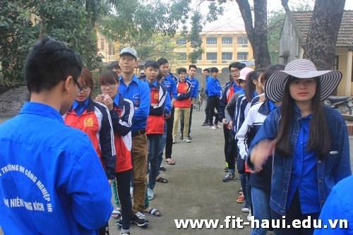 Tháng Thanh niên 2016 `Thanh niên hành động vì cộng đồng`