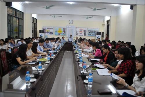 Hội thảo khoa học Quốc gia: Phương pháp dạy học hiệu quả đối với ngành Quản trị kinh doanh và Tài chính - Ngân hàng