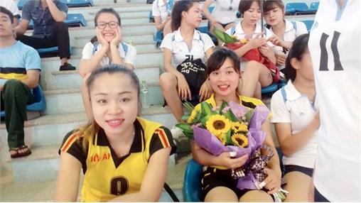 Giải bóng chuyền CNVCLĐ và LLVT quận Bắc Từ Liêm