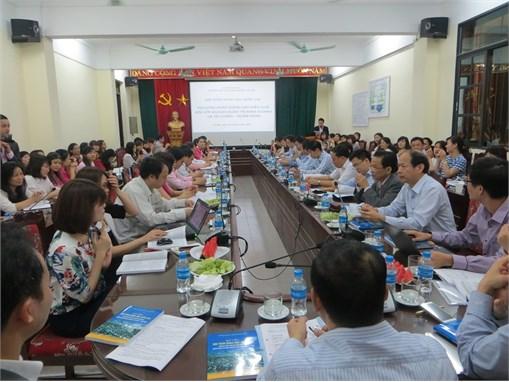 """Hội thảo khoa học Quốc gia: """"Phương pháp dạy học hiệu quả đối với ngành Quản trị kinh doanh và Tài chính – Ngân hàng"""""""