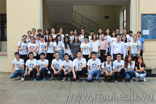 Gặp mặt 30 sinh viên trường Đại học Khoa học kỹ thuật Quảng Tây