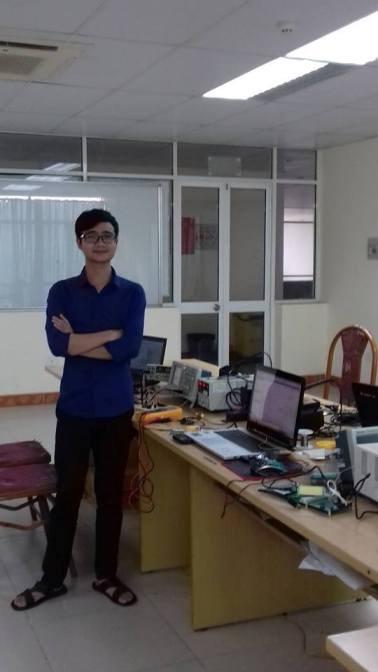 Khoa Điện tử trường Đại Học Công nghiệp Hà Nội cử 02 Đại diện tham gia kỳ thi tay nghề Asean lần thứ 11