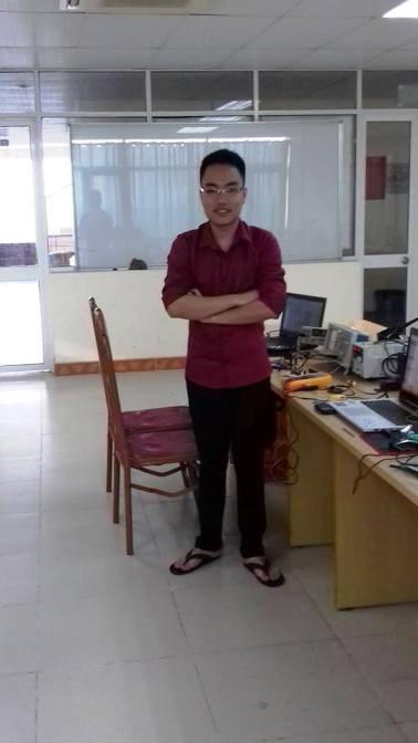 Khoa Điện tử trường Đại Học Công nghiệp Hà Nội cử 02 Đại diện tham gia kỳ thi tay nghề Asean lần thứ 11.