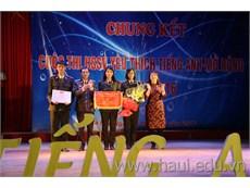 """Chung kết cuộc thi """"Học sinh sinh viên yêu thích Tiếng Anh mở rộng - Let's go"""" năm 2016"""