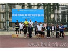 HaUI Open Cup 2016