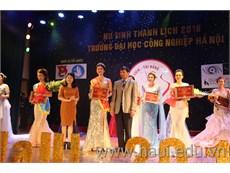 """Chung kết cuộc thi """"Nữ sinh thanh lịch"""" năm 2016"""