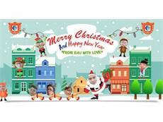 Chương trình chào đón Giáng sinh 2016
