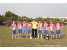 Giải bóng đá nam CBGV và HSSV trường ĐHCNHN