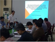 Nghiệm thu cơ sở đề tài cấp tỉnh Hải Dương năm 2016
