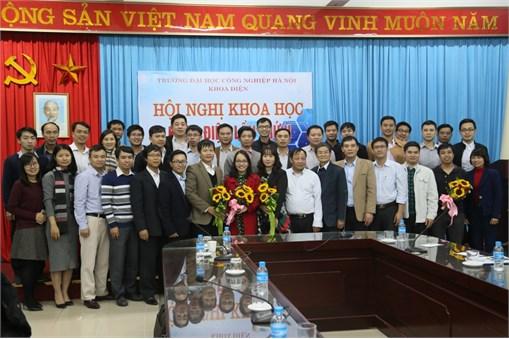 Hội nghị khoa học khoa Điện lần thứ II