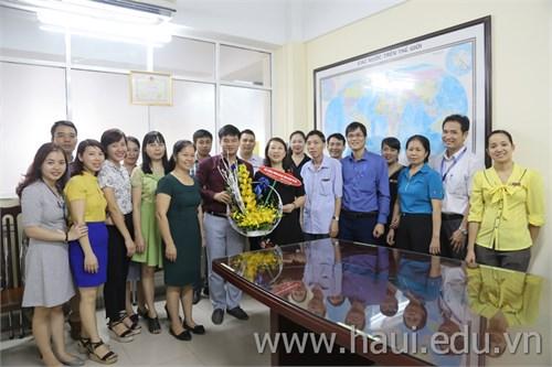 Chúc mừng kỷ niệm 71 năm ngày Thanh tra Việt Nam