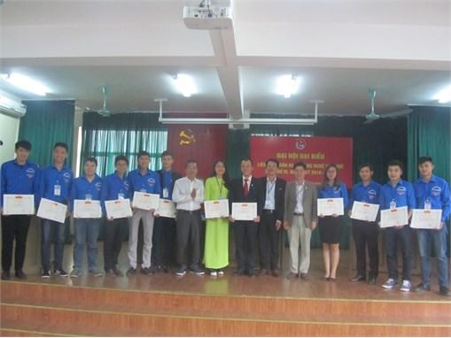 Đại hội Đại biểu Liên chi Đoàn khoa Công nghệ Hóa học lần thứ VI, nhiệm kỳ 2016 - 2019