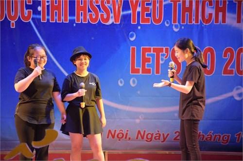 Cuộc thi Học sinh sinh viên yêu thích tiếng Anh Let's go 2016