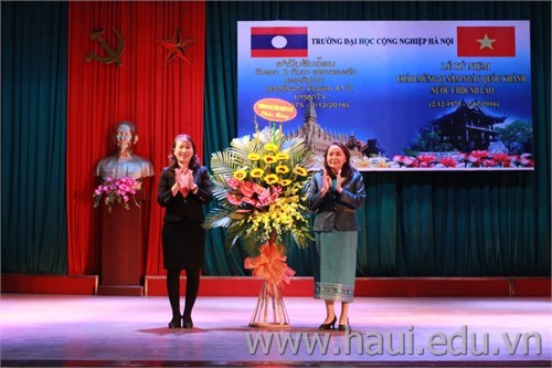 41th Anniversary of Laos' National Day