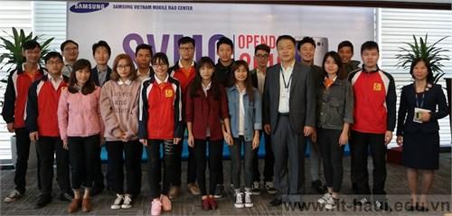 SVMC Open Day 2016 – Ngày hội Samsung cho sinh viên Công nghệ