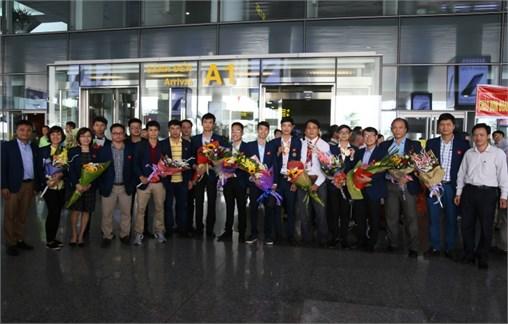 2 Huy chương Vàng, 2 Huy chương Bạc tại Kỳ thi Tay nghề ASEAN lần thứ 11