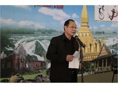 Khai mạc Đại hội thể thao lưu học sinh Lào toàn thành phố Hà Nội năm 2017