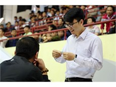 Bốc thăm chia bảng thi đấu vòng loại Robocon Việt Nam 2017 khu vực phía Bắc