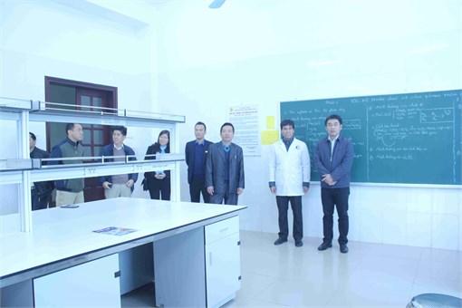 Gặp mặt giữa Khoa Công nghệ Hóa và Viện Kỹ thuật Hóa học, Trường Đại học Bách khoa Hà Nội