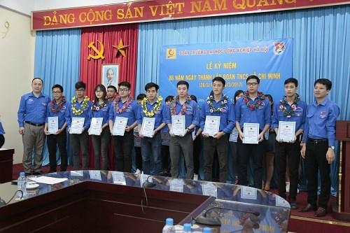 Lễ kỷ niệm 86 năm Ngày thành lập Đoàn TNCS Hồ Chí Minh