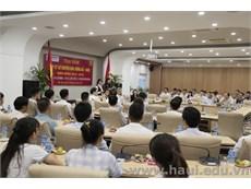 Tọa đàm lớp Kỹ chuyên ban Hồng Hải - HaUI