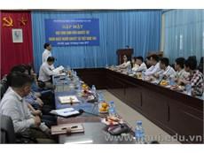 Gặp mặt nhân ngày Người khuyết tật Việt Nam 18-4