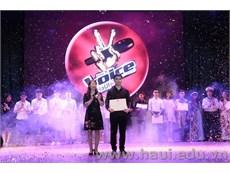 """Chung khảo và trao giải thưởng cuộc thi """"Giọng hát hay Học sinh sinh viên"""" năm 2017"""