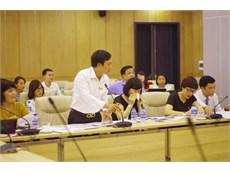 Hội thảo lấy ý kiến về chuẩn đầu ra theo đề cương CDIO ngành Hướng dẫn du lịch và Quản trị kinh doanh du lịch