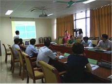 Sở Khoa học và Công nghệ tỉnh Bắc Giang tổ chức nghiệm thu đề tài do Trường Đại học Công nghiệp Hà Nội chủ trì thực hiện