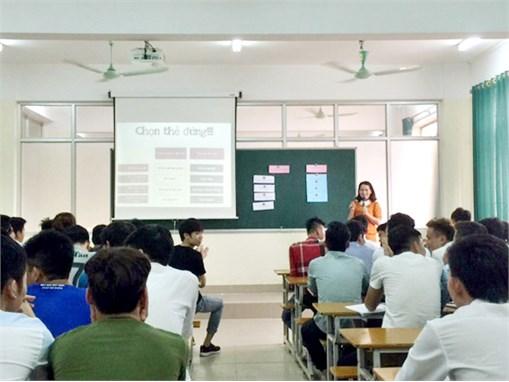 Hội thi giáo viên dạy giỏi cấp Khoa năm học 2016 – 2017