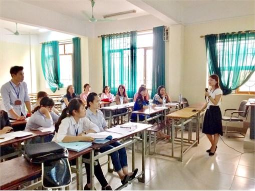 Tổng kết thực tập của sinh viên Đại học Sư phạm, sinh viên Học viên Báo chí và Tuyên truyền