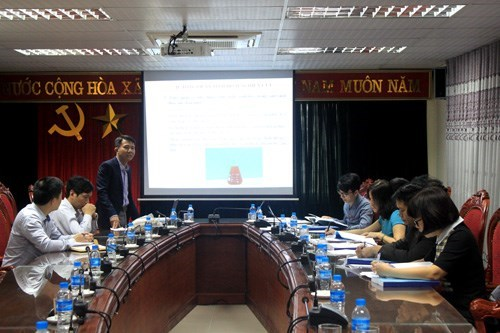 Institutional Appraisal Meeting of the Scientific Research In Bac Giang Province