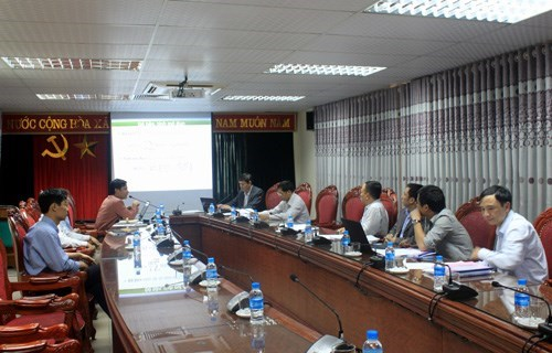 Institutional Appraisal Meeting of Scientific Research in the field of Information Technology