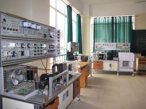 Cơ sở vật chất phục vụ đào tạo và nghiên cứu khoa học