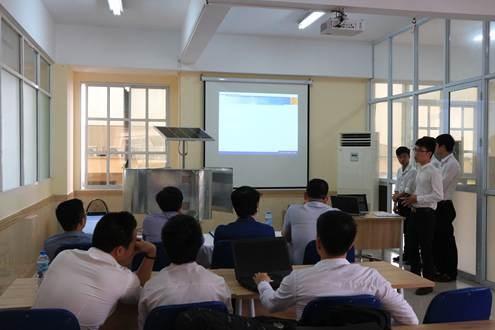 Hội nghị khoa học sinh viên khoa Điện năm học 2016-2017