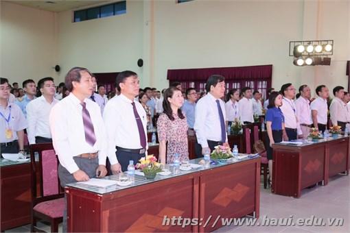Đại hội đại biểu Đoàn TNCS Hồ Chí Minh trường Đại học Công nghiệp Hà Nội lần thứ VIII