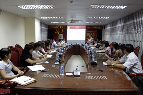 Approval of University-level research study led by Dr. Hoang Ngoc Tue