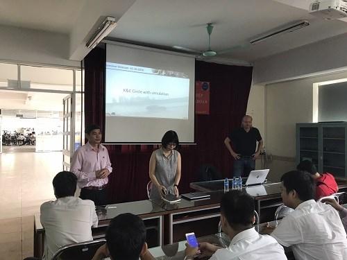 Hội thảo giới thiệu về thiết bị thí nghiệm động lực học và các công nghệ ô tô hiện đại