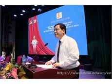 Hội nghị Công chức, Viên chức, tổng kết năm học 2016 - 2017 và triển khai nhiệm vụ năm học 2017 – 2018
