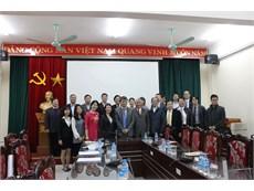 Văn phòng Kinh tế và Văn hóa Đài Bắc thăm và làm việc với Trường Đại học Công nghiệp Hà Nội