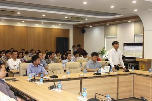 Tập huấn Mô hình phát triển nhóm nghiên cứu mạnh và viết bài báo khoa học quốc tế