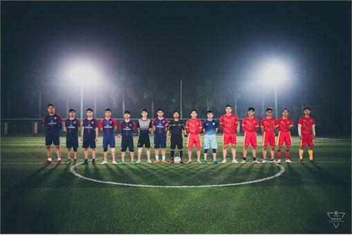 Chung kết giải bóng đá truyền thống HSSV lần thứ 17 khoa Điện Tử.