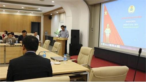 Đại hội Công đoàn bộ phận khoa Điện, nhiệm kỳ 2018-2022